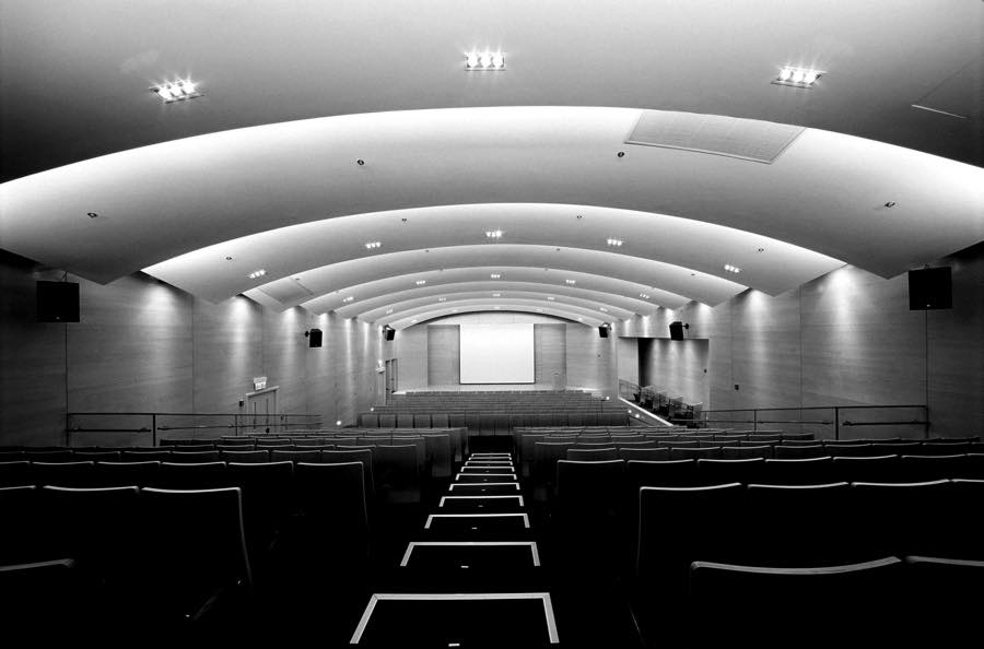 Auditorium Hong Kong Federation of Youth Groups Building